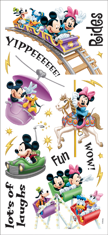 Disney Mickey Mouse Clubhouse Rides