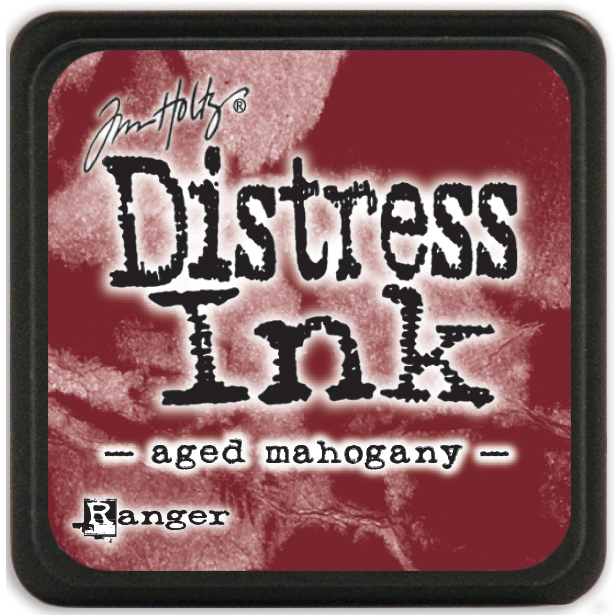 Distress Ink Mini Aged Mahogany