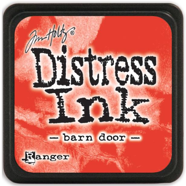 Tim Holtz Distress Mini Ink Pad-Barn Door