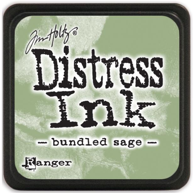 Tim Holtz Distress Mini Ink Pad-Bundled Sage