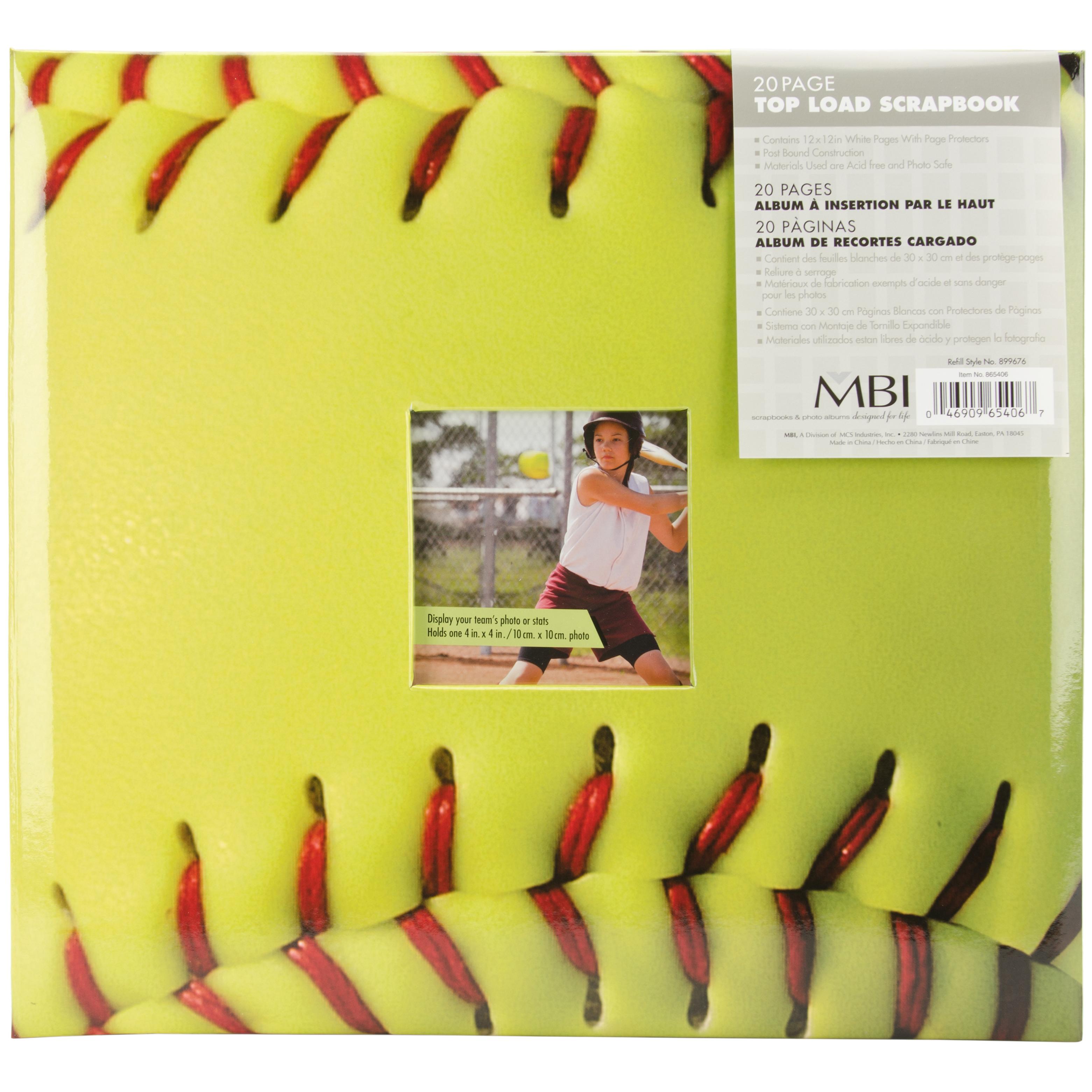 Fast Pitch-Sport/Hobby Albm 12