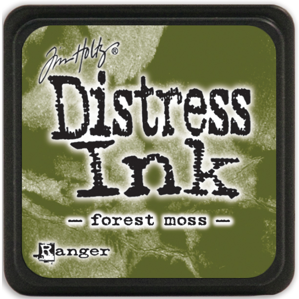 Forest Moss Tim Holtz Distress Mini Ink Pad