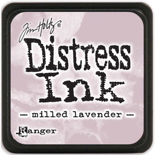 Tim Holtz Distress Mini Ink Pad-Milled Lavender