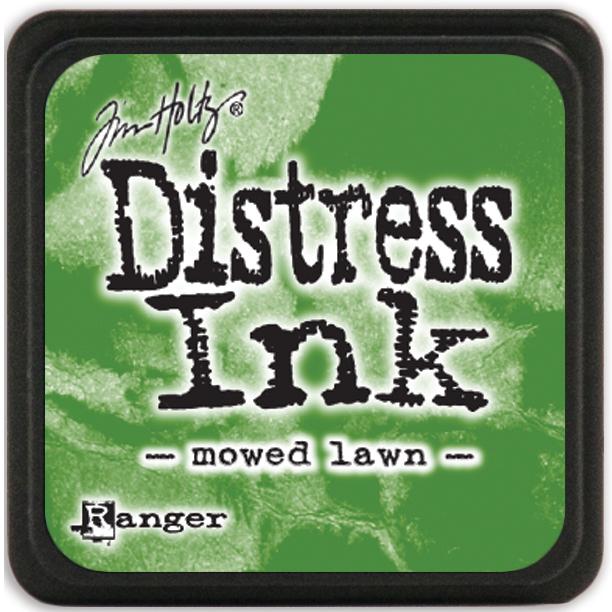 Mowed Lawn Tim Holtz Distress Mini Ink Pad