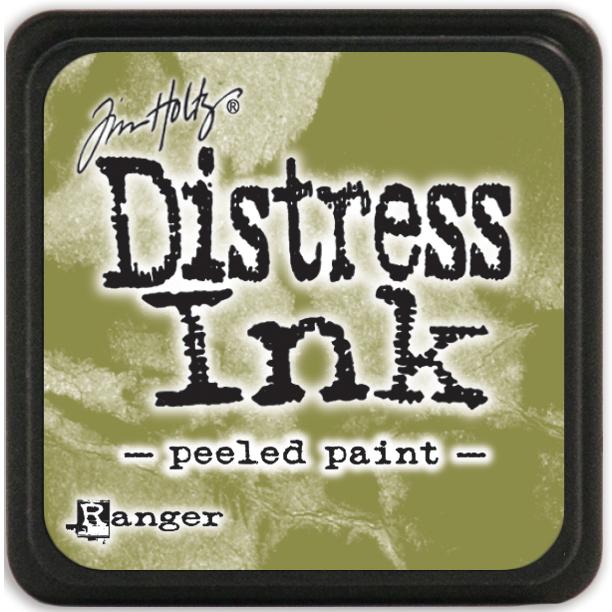 Tim Holtz Distress Mini Ink Pad-Peeled Paint