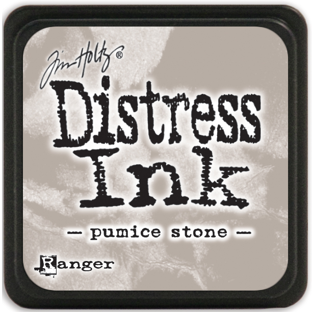 Tim Holtz Distress Mini Ink Pad-Pumice Stone