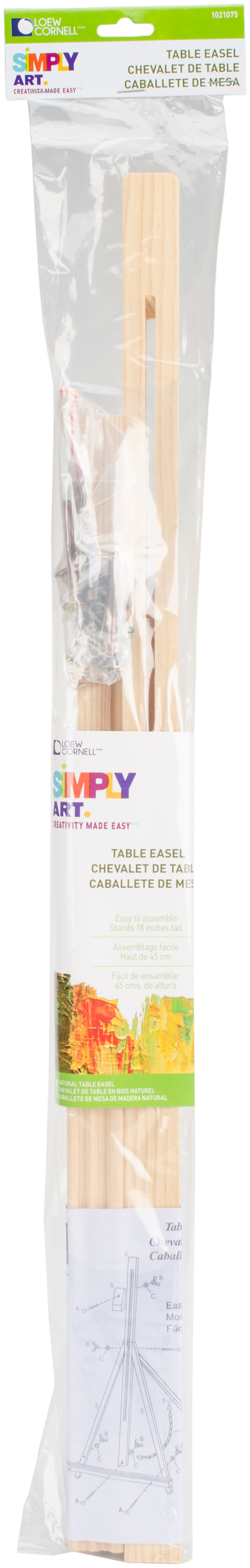 SIMPLY ART TABLE EASEL