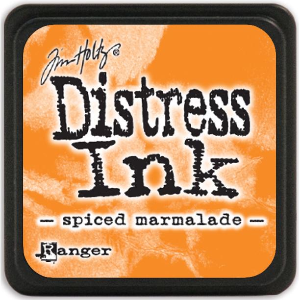 Distress Mini Ink Spiced Marmalade
