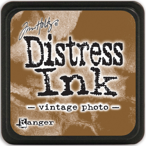 Tim Holtz Distress Mini Ink Pad-Vintage Photo