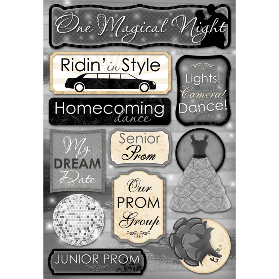 Kf- Our Magical Night Prom