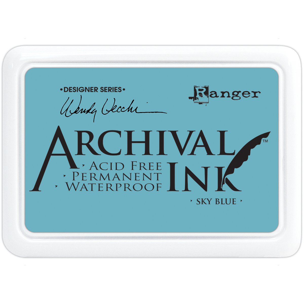 Archival Ink - Sky Blue