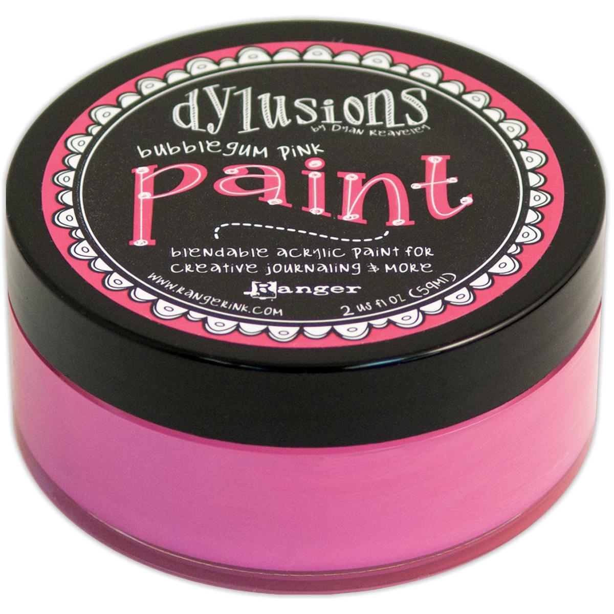 bubblegum pink paint