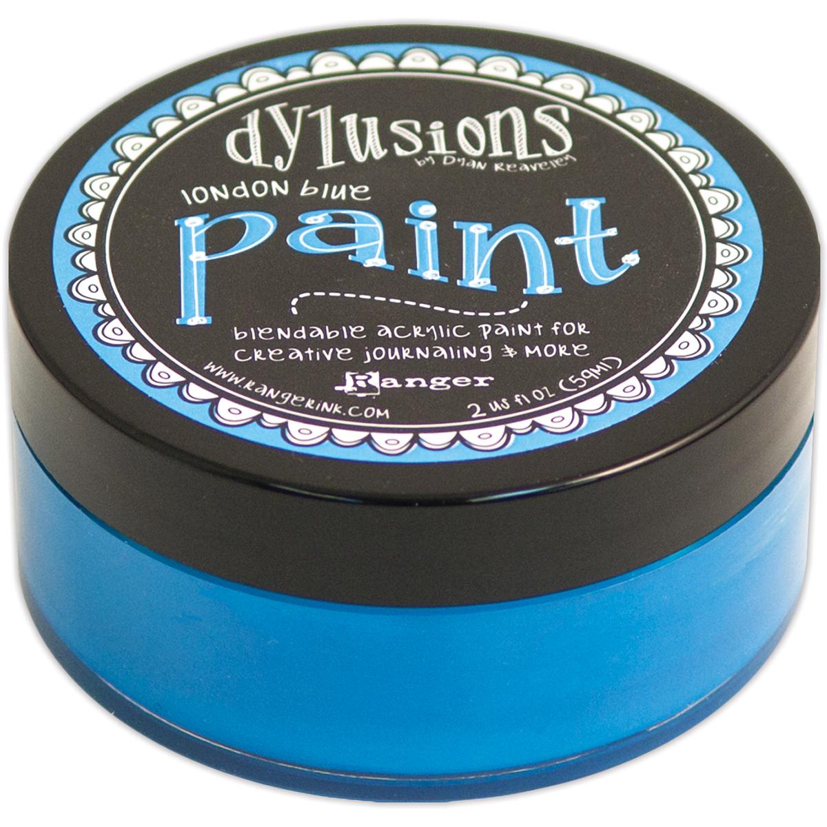 london blue paint