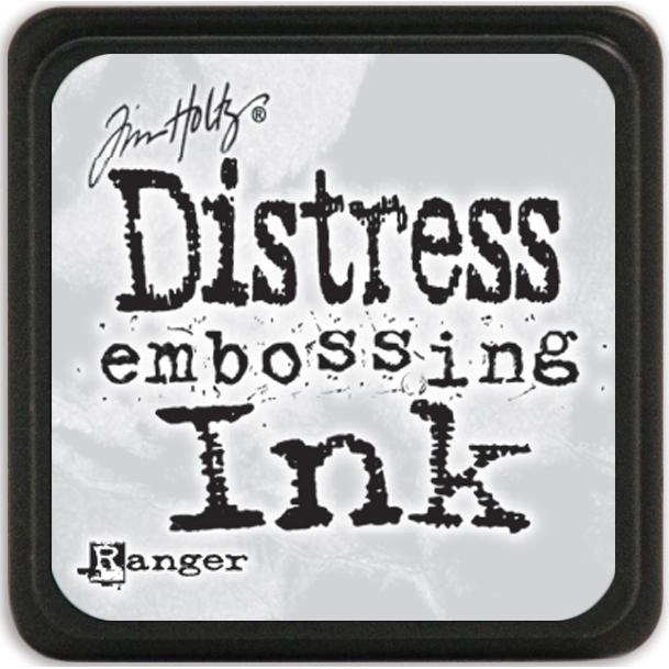 Distress Ink Mini Embossing Ink Pad