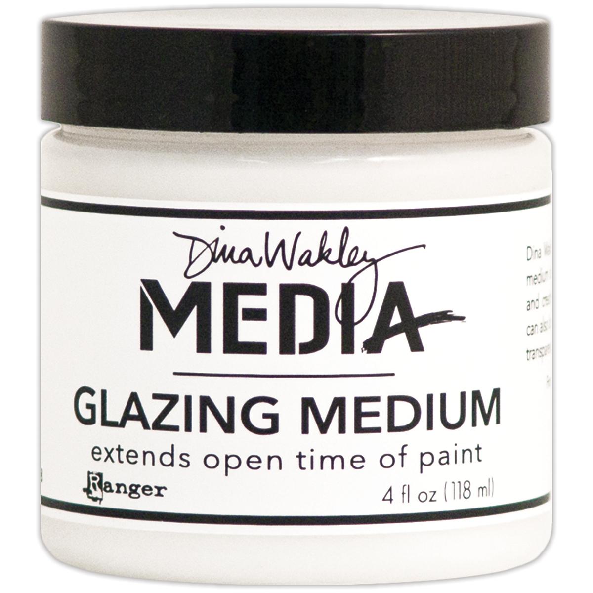 DW Glazing Medium 4 Oz
