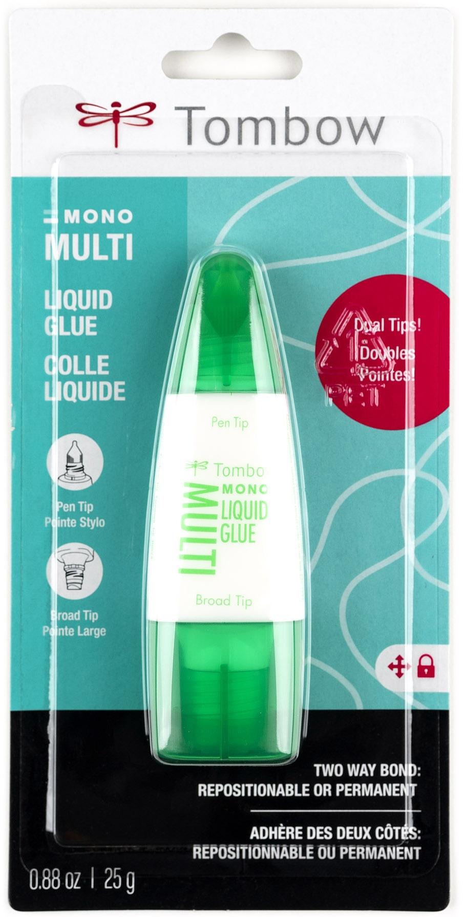 Tombow Mono Multi Liquid Glue Carded-.88oz