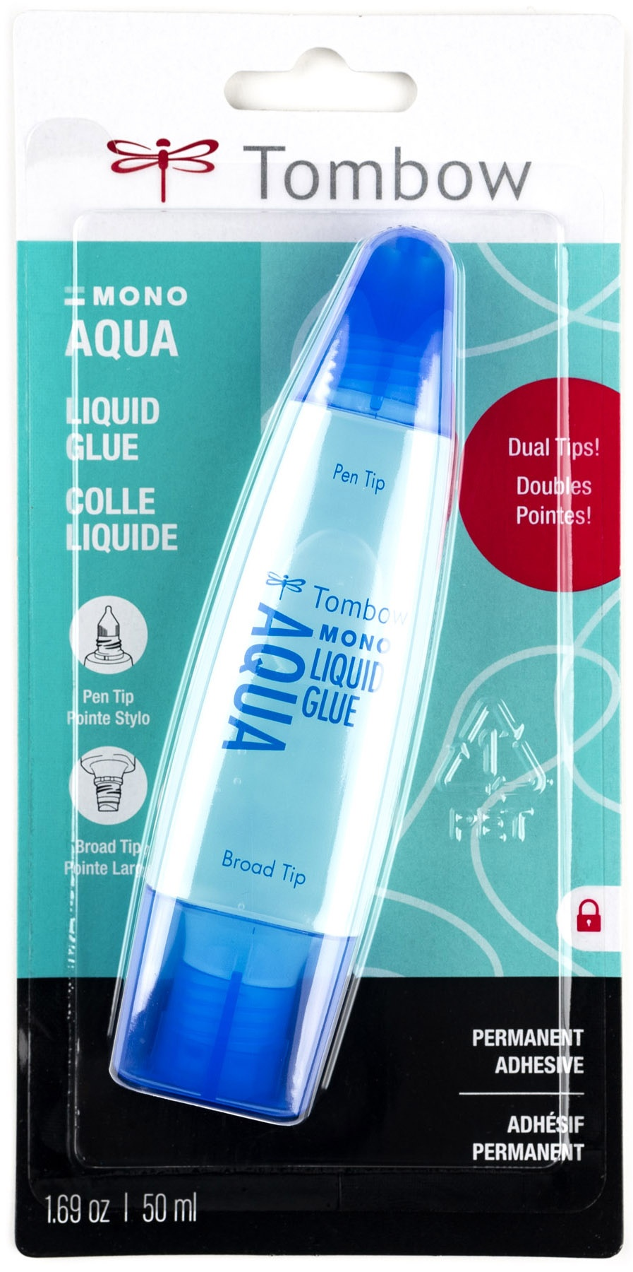 1.69 Oz -Mono Aqua Liquid Glu