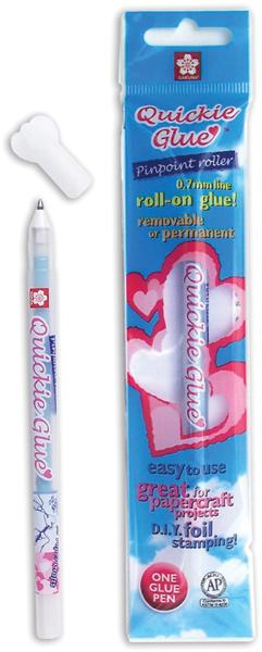 Quickie Glue Roller Pen-.3oz
