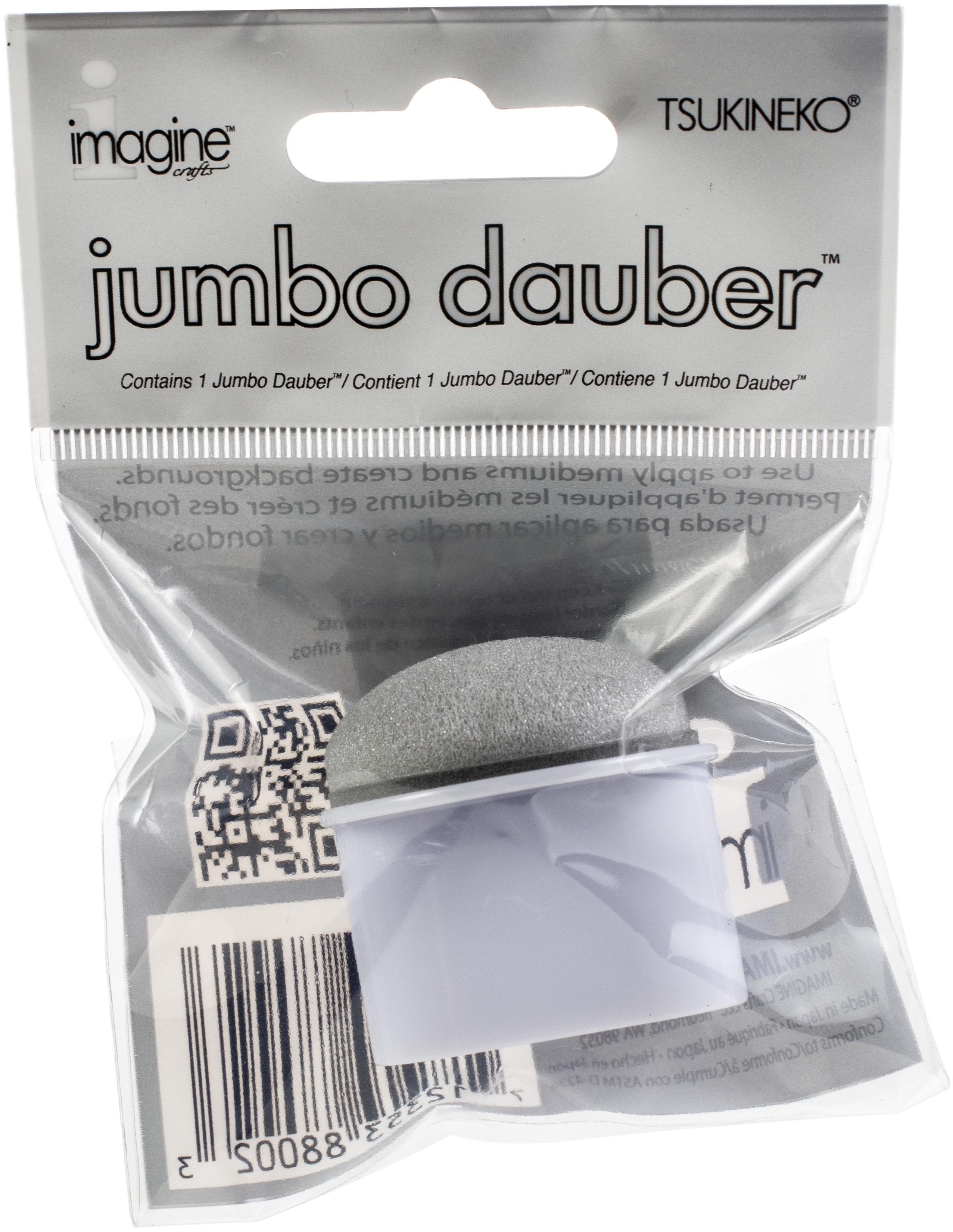Tsukineko Jumbo Dauber-1.5X1.375X.625