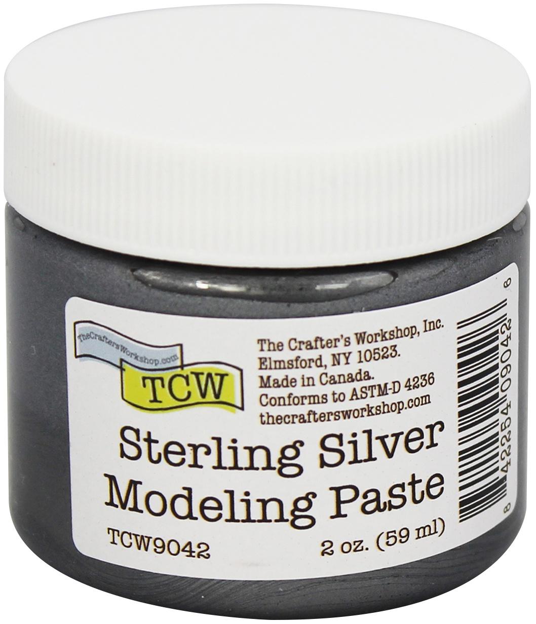 Crafter's Workshop Modeling Paste 2oz-Light & Fluffy