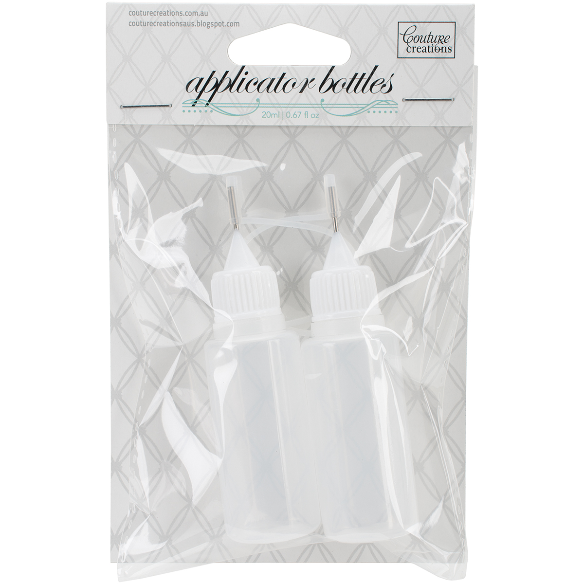 Couture Creations Ultra Fine Tip Applicator Bottle .67oz-