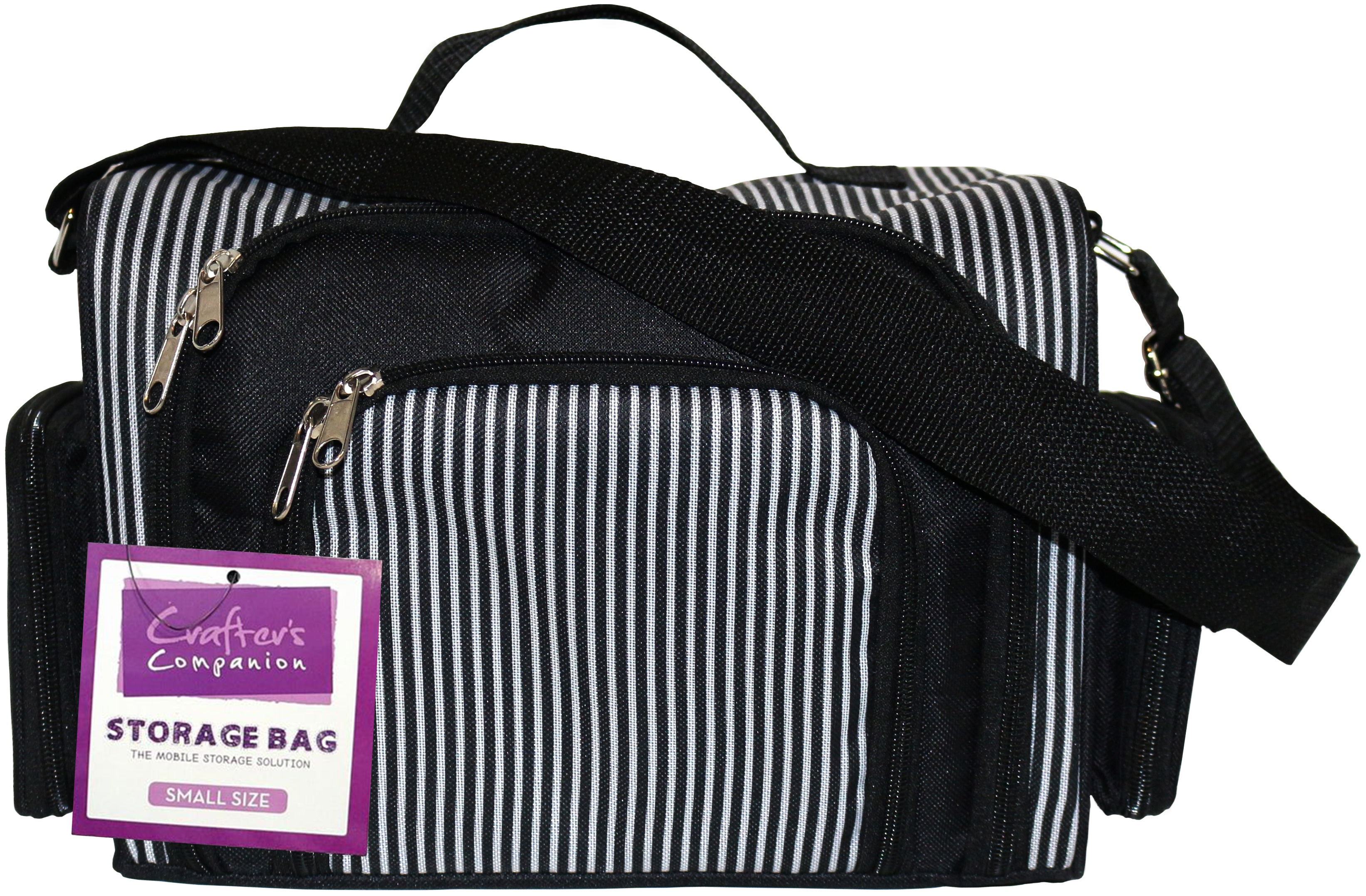 Spectrum Noir Storage Bag Small 7X13X8-Holds 72 Markers