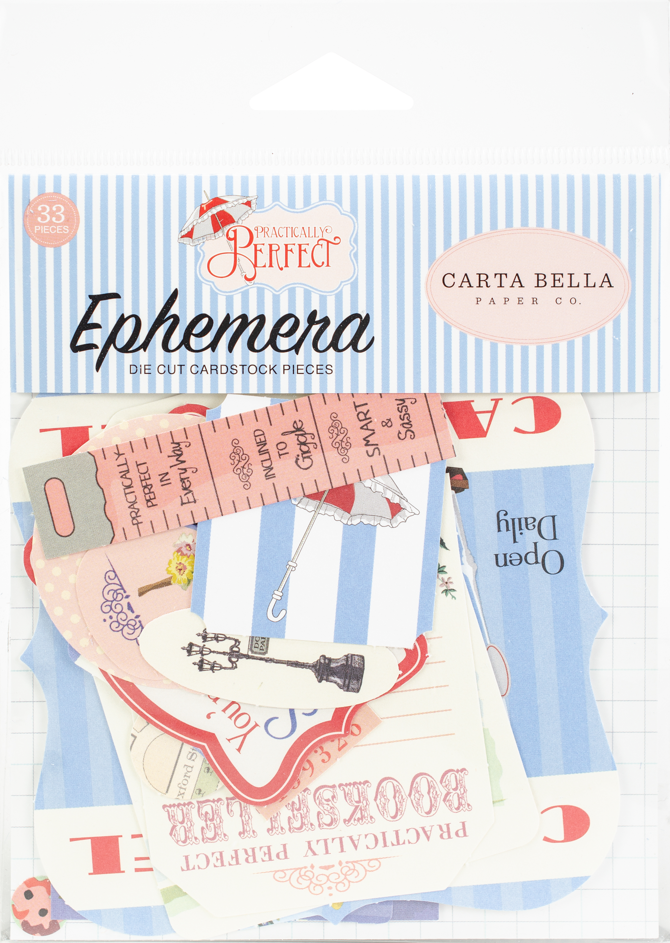 CB Practically Perfect Ephemera
