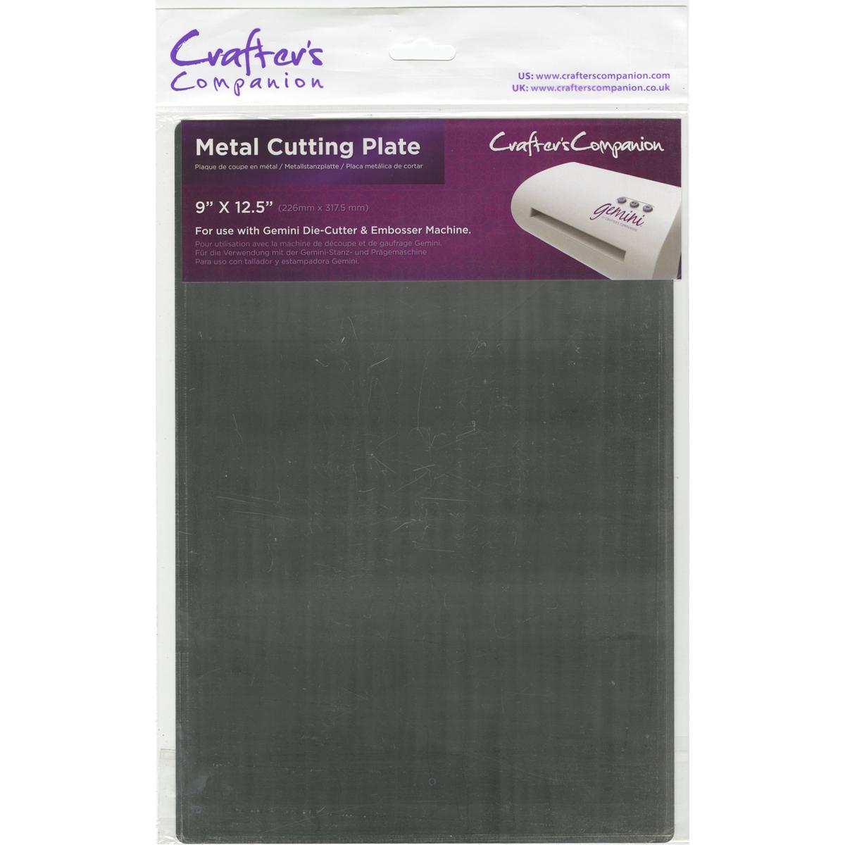 Gemini Metal Cutting Plate 9 x 12.5 inch
