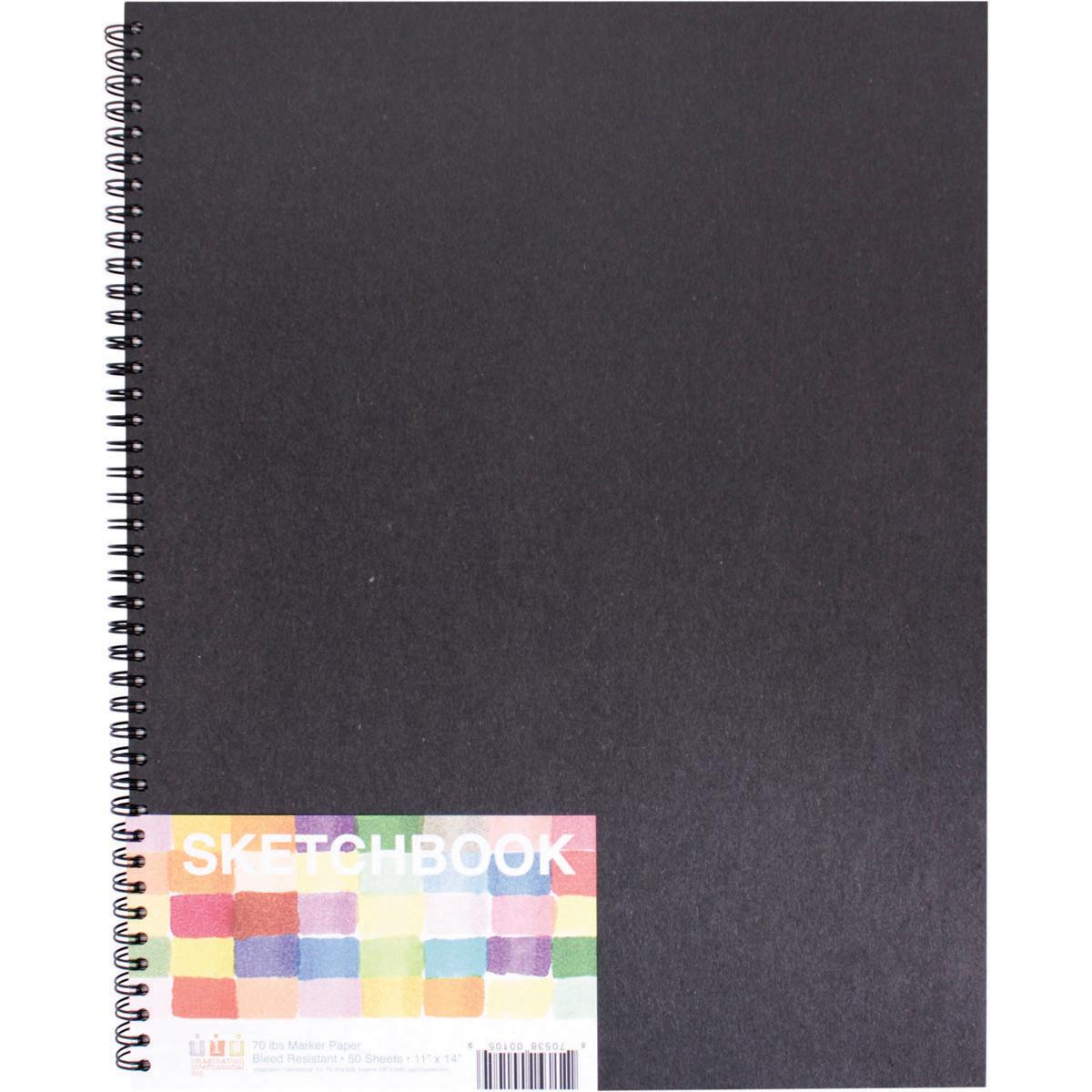Copic Sketchbook 11X14-50 Sheets