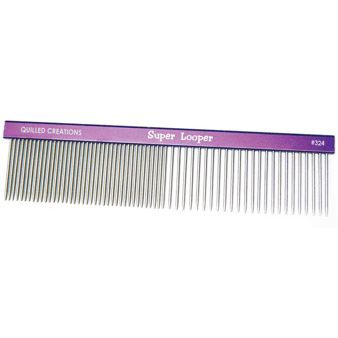 Quilling Super Looper Comb