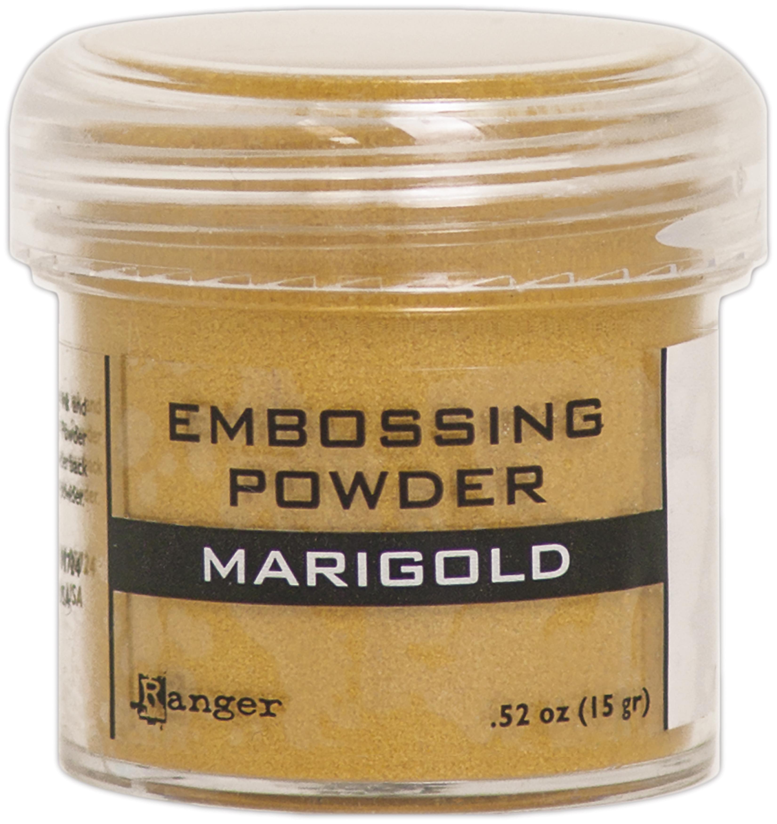 MARIGOLD  -EMBOSSING POWDER