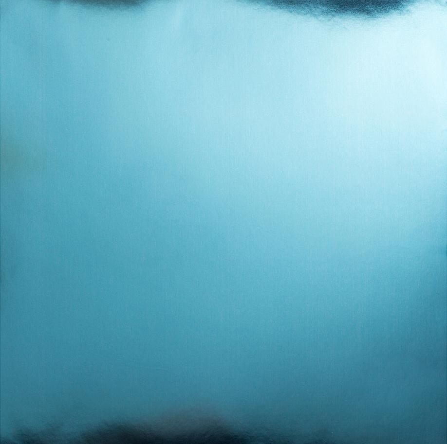 Baby Blue Foil Cardstock