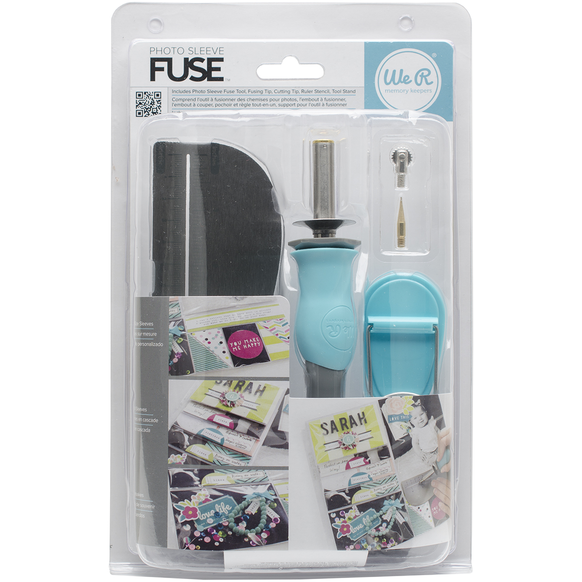 We R Memory Keepers - Fuse Photo Sleeve Tool
