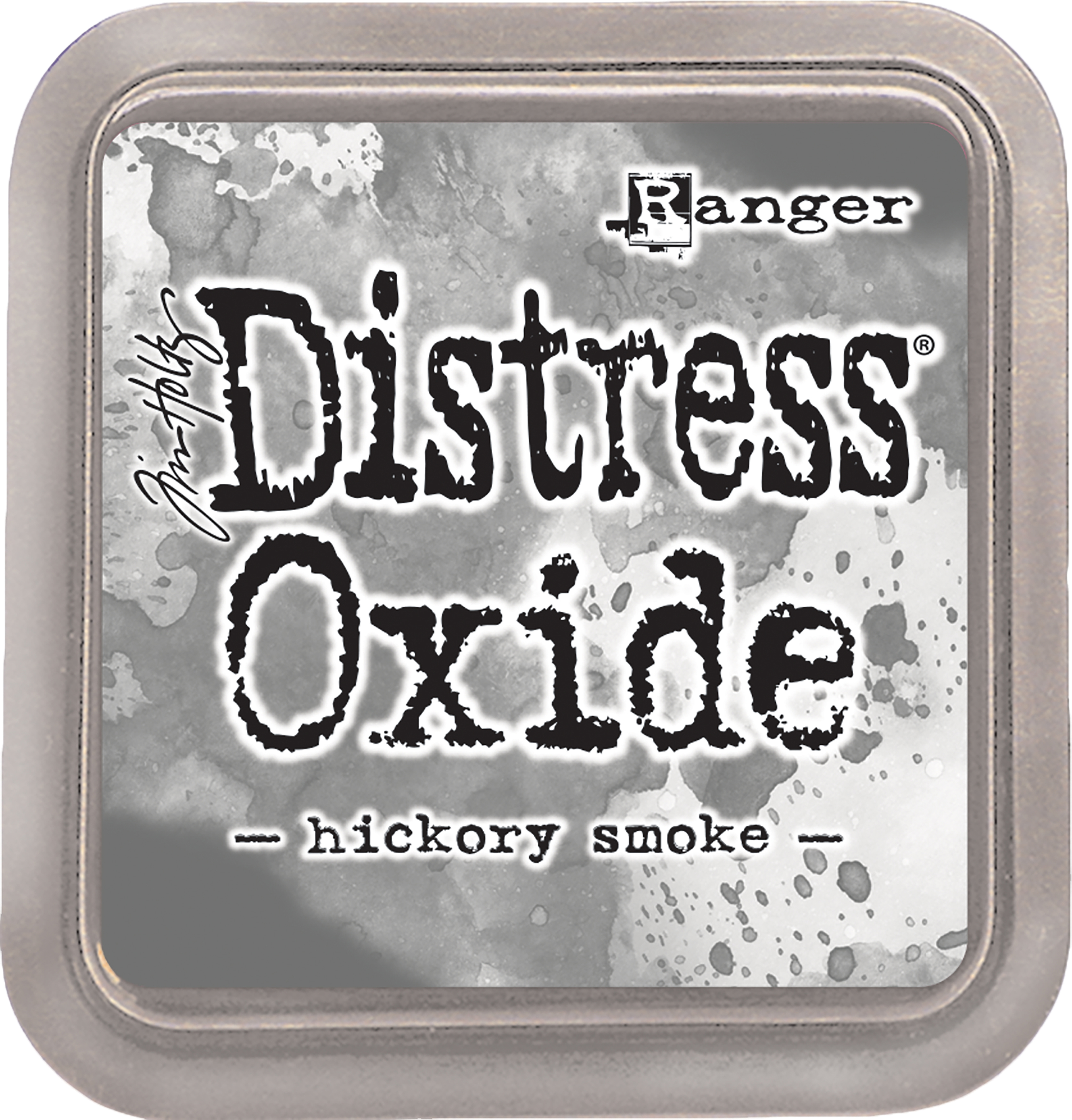 Tim Holtz Distress Oxides Ink Pad-Hickory Smoke