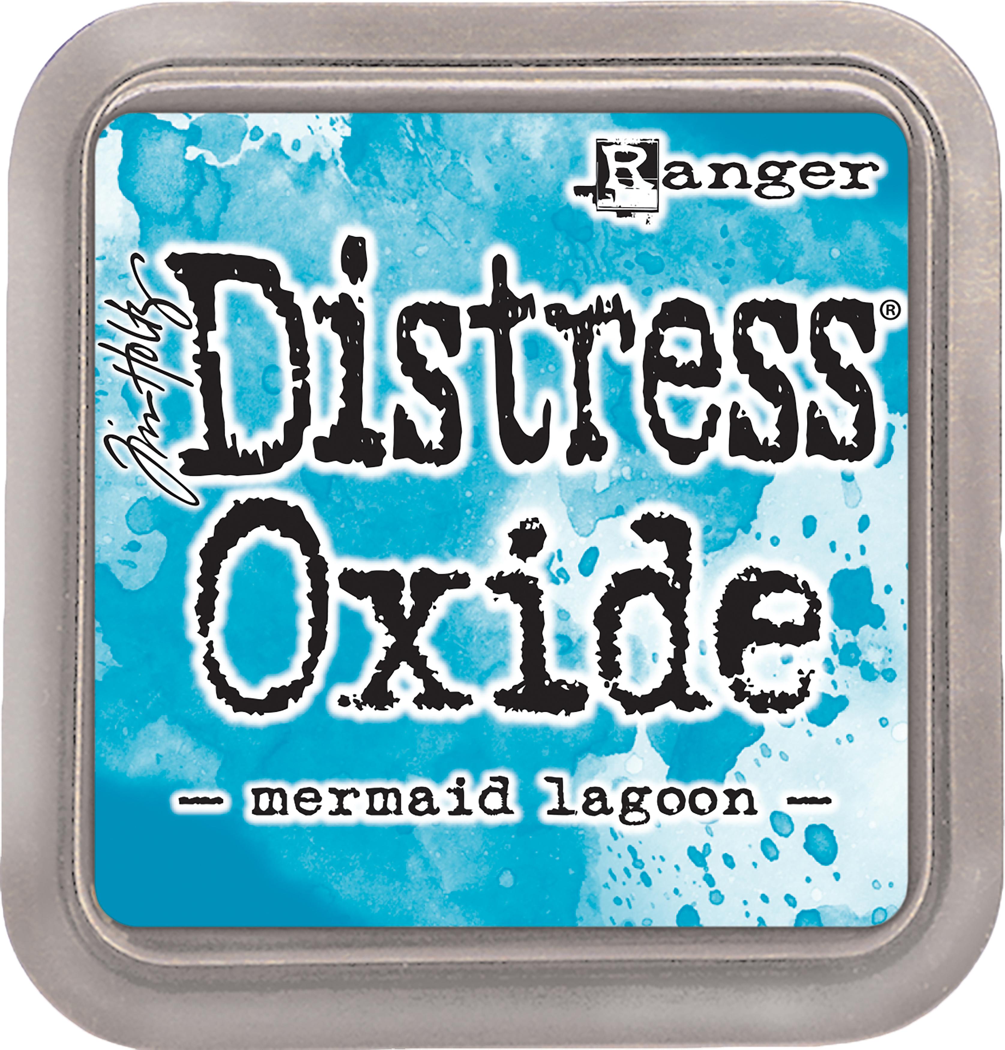 Tim Holtz Distress Oxides Ink Pad-Mermaid Lagoon