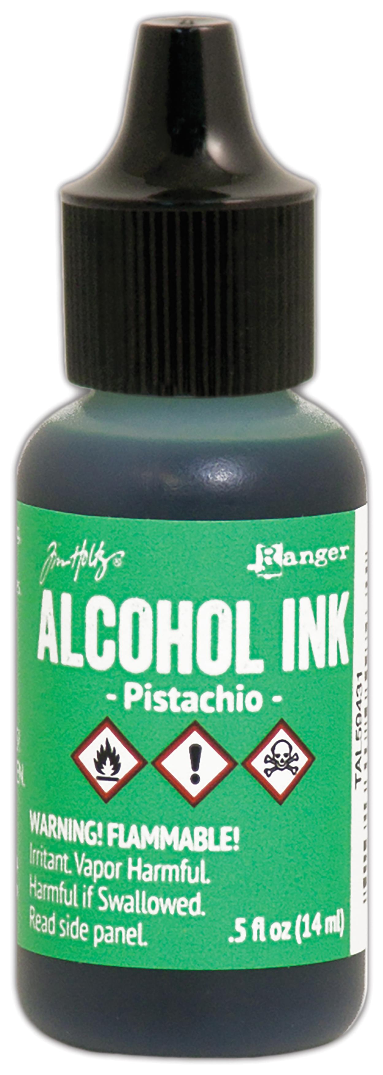 Alcohol Ink - Pistachio