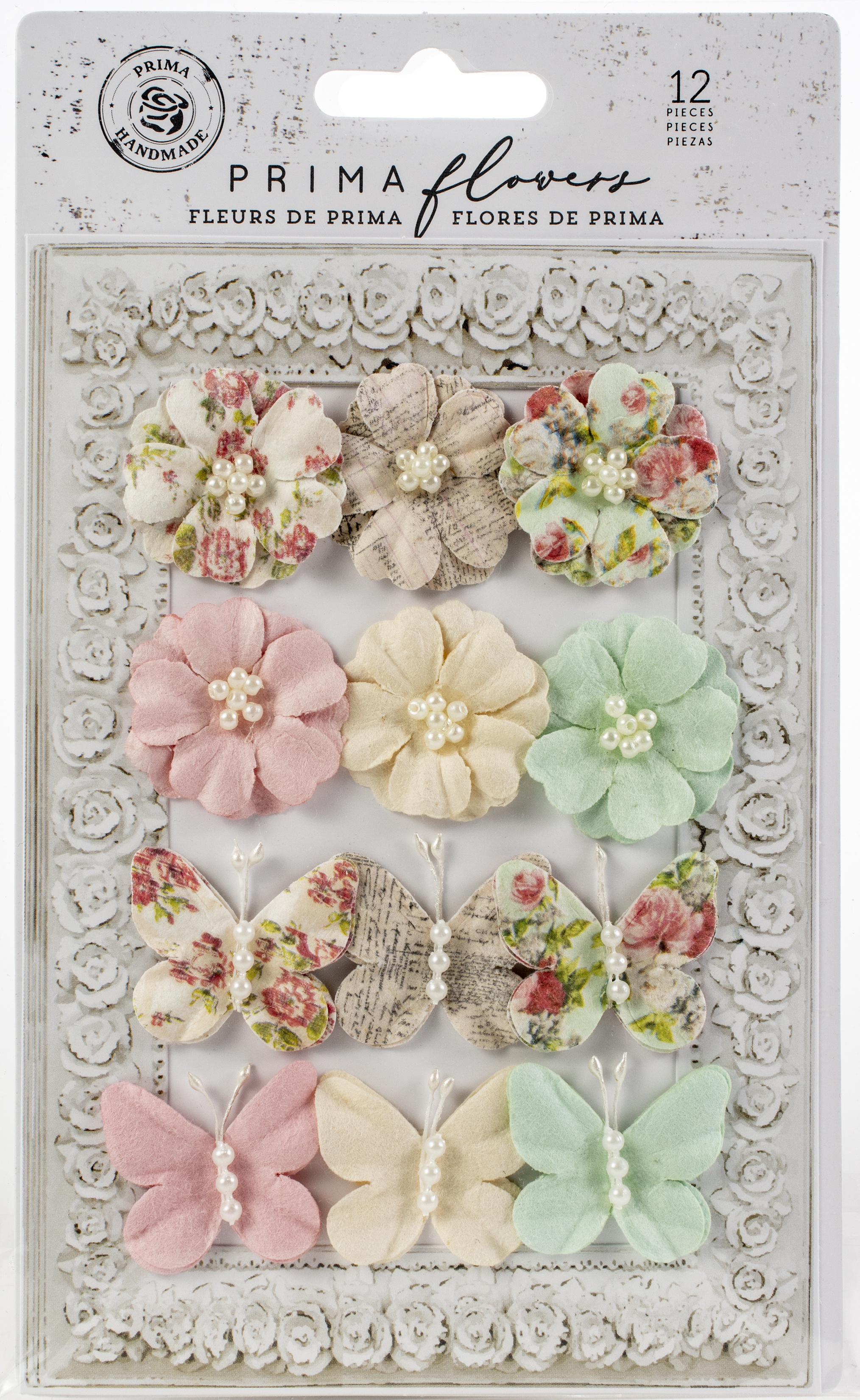 DACEY     -MISTY ROSE PAPER FLW