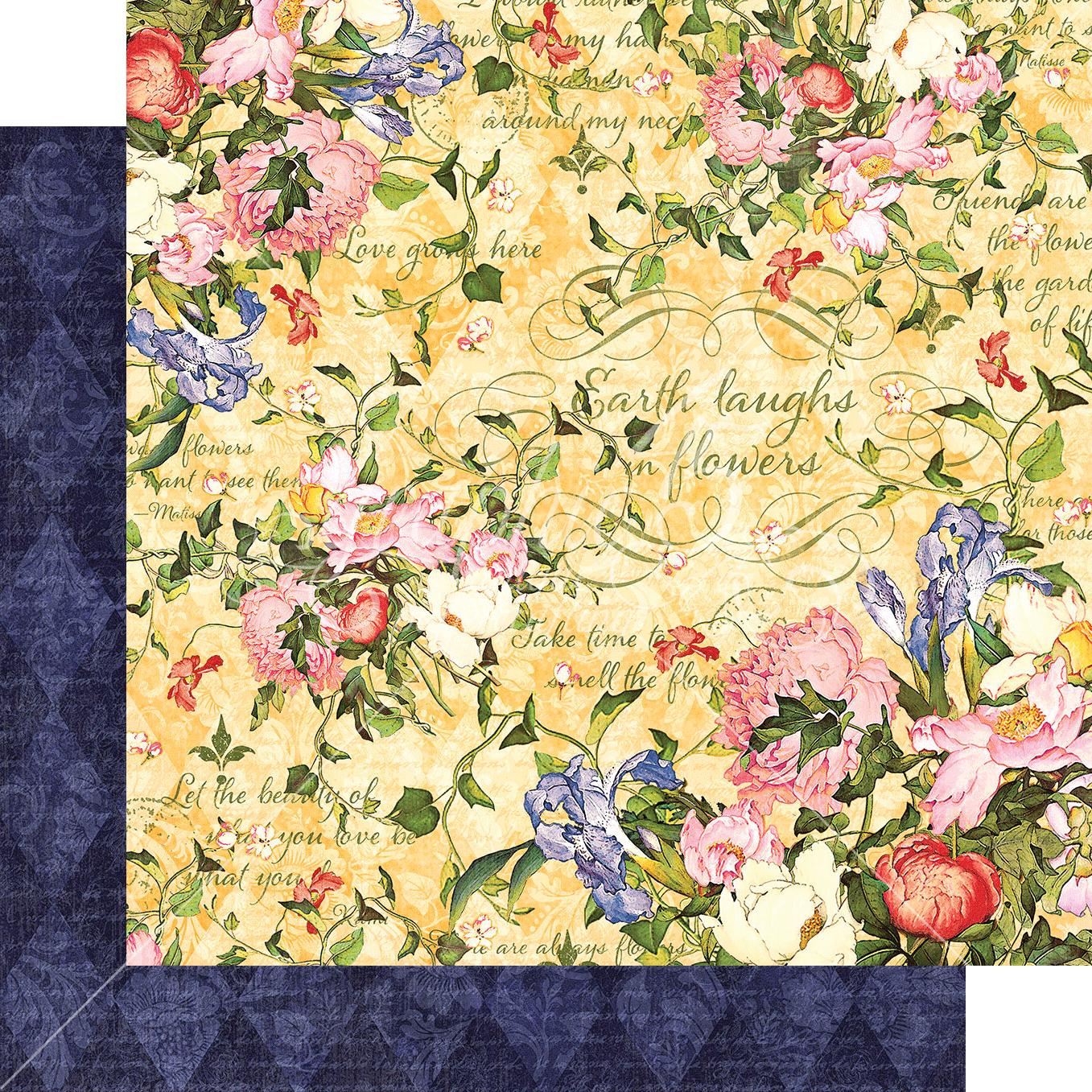 Floral Shoppe Sunlit Medley
