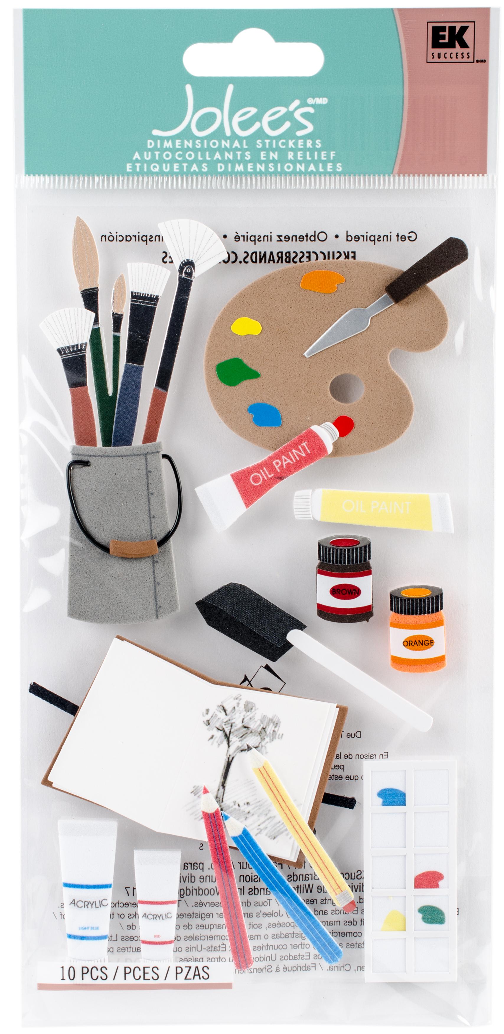Jolee's Stickers-Art Supplies