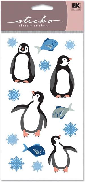 Sticko Penguins