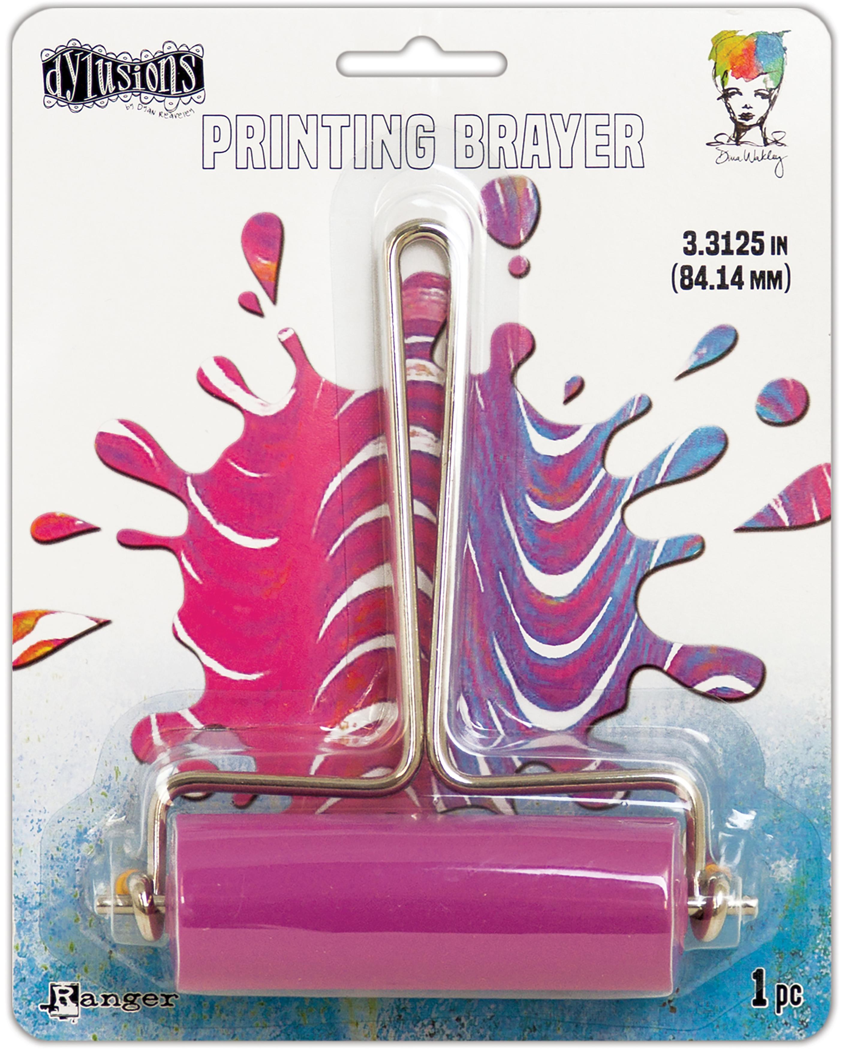 Printing Brayer Medium