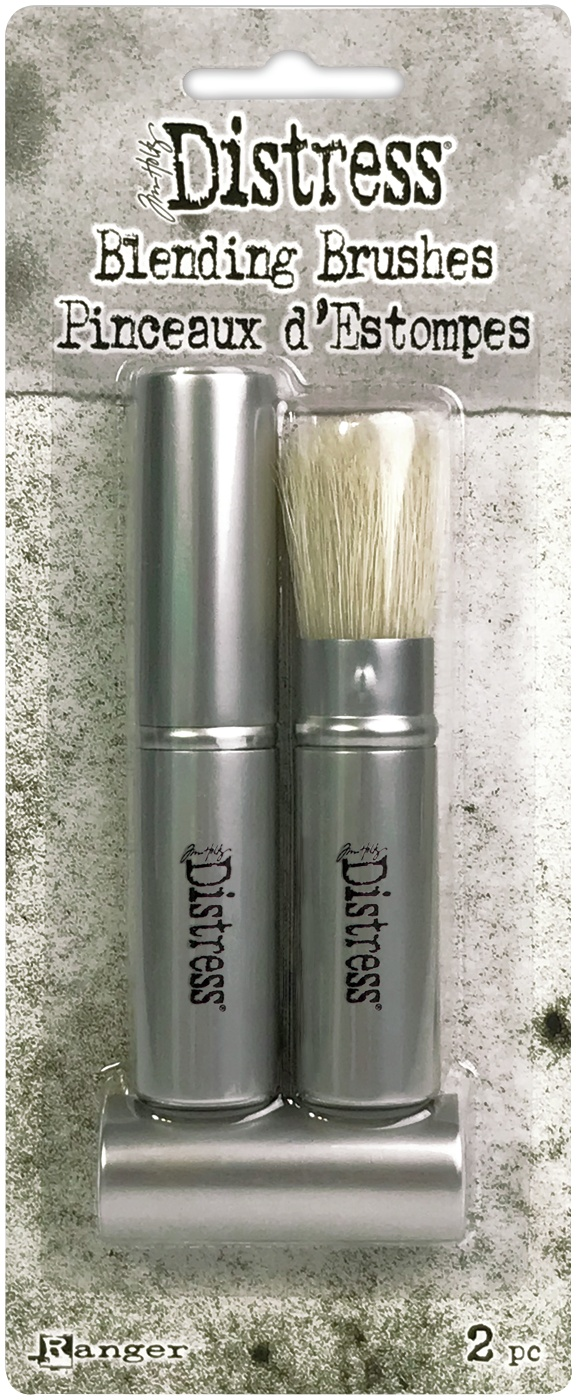 2/PKG     -BLENDING BRUSH - TIM HOLTZ