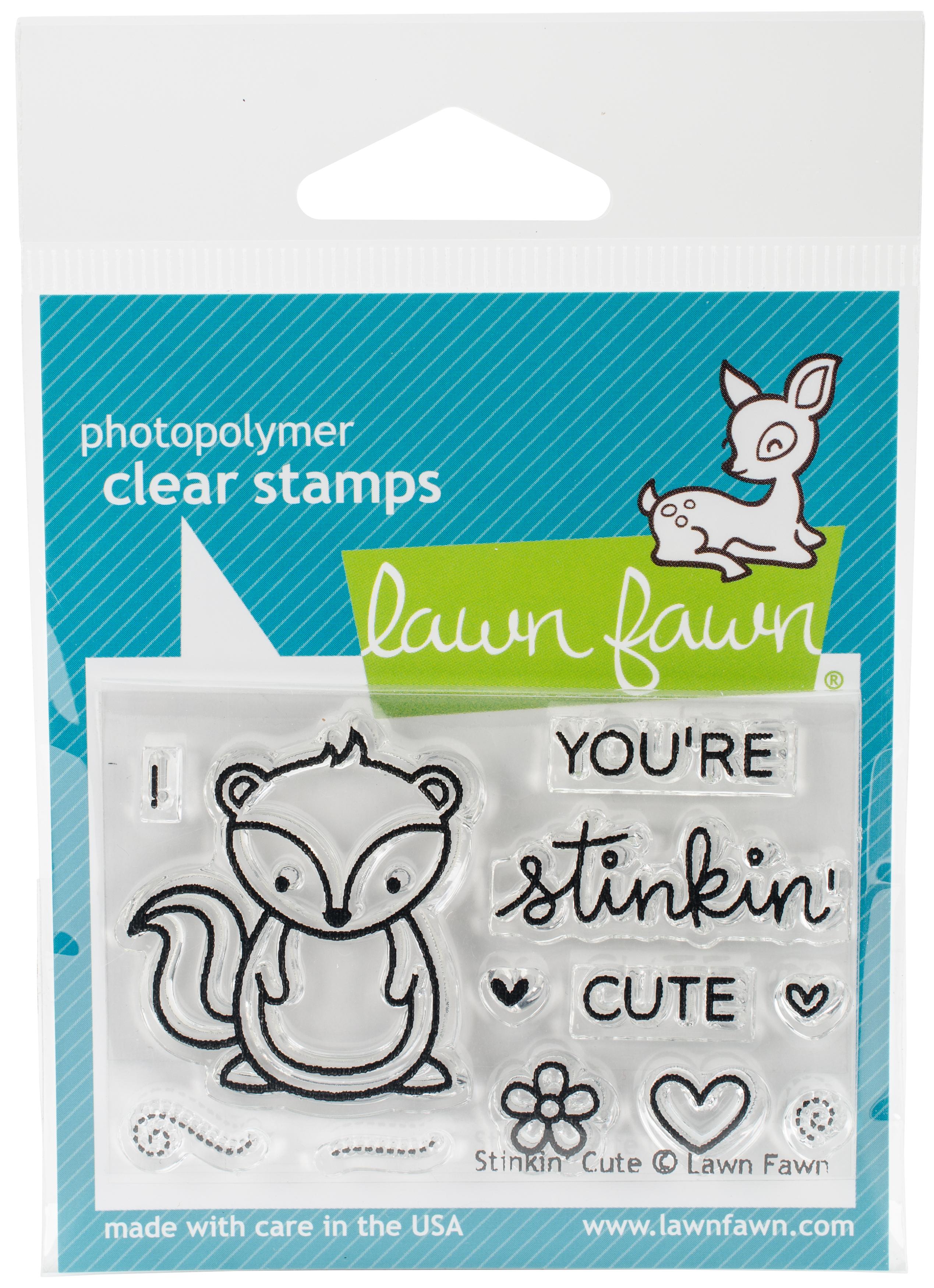 Stinkin Cute Stamp