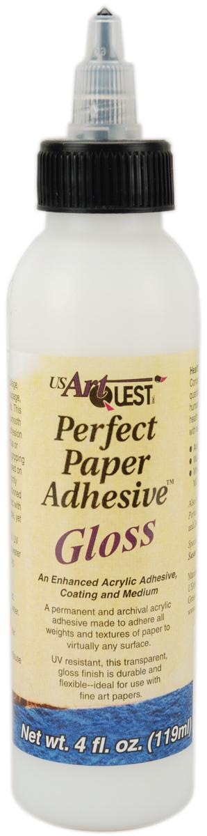 Perfect Paper Adhesive-Gloss 4oz