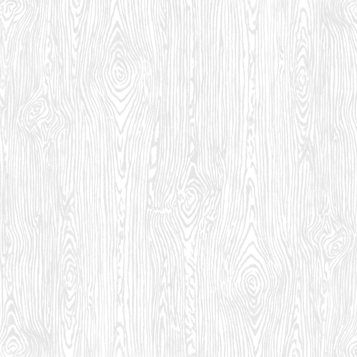 American Crafts Textured Cardstock 12X12-White Woodgrain