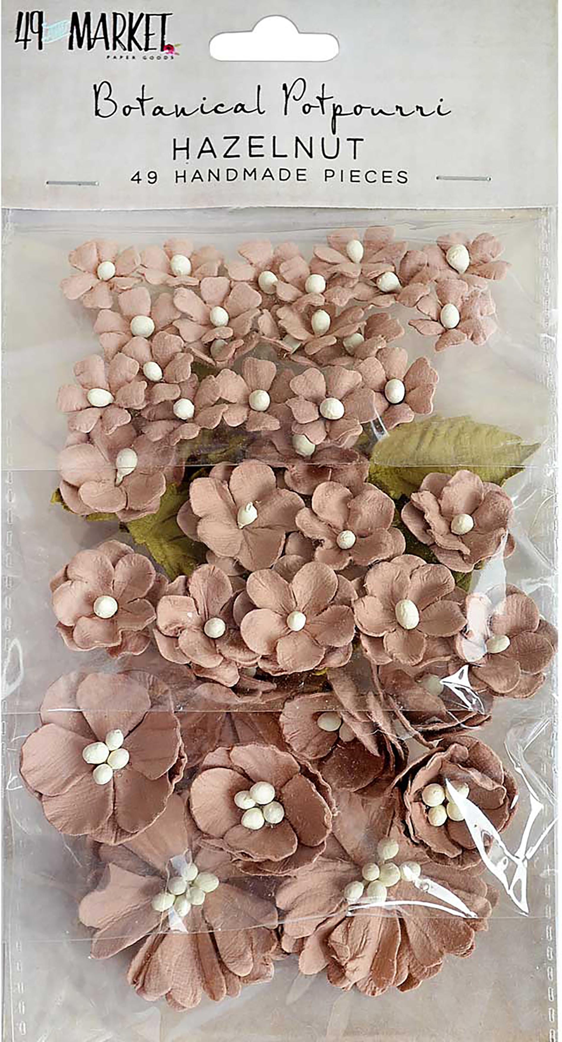 Botanical Potpourri Hazelnut