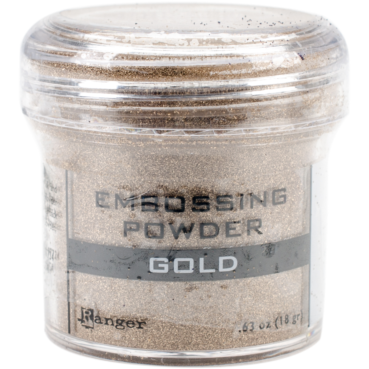 EMBOSSING POWDER-GOLD