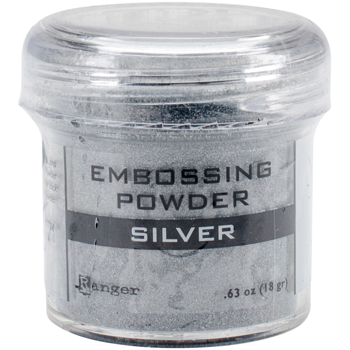 SILVER    -EMBOSSING POWDER 1OZ