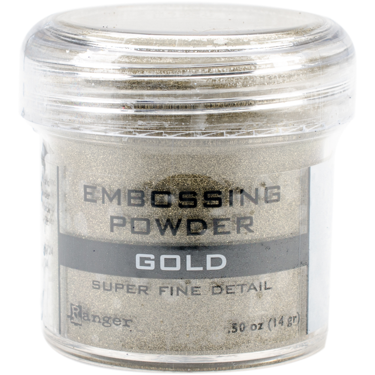 GOLD     -EMBOSSING POWDER 1OZ