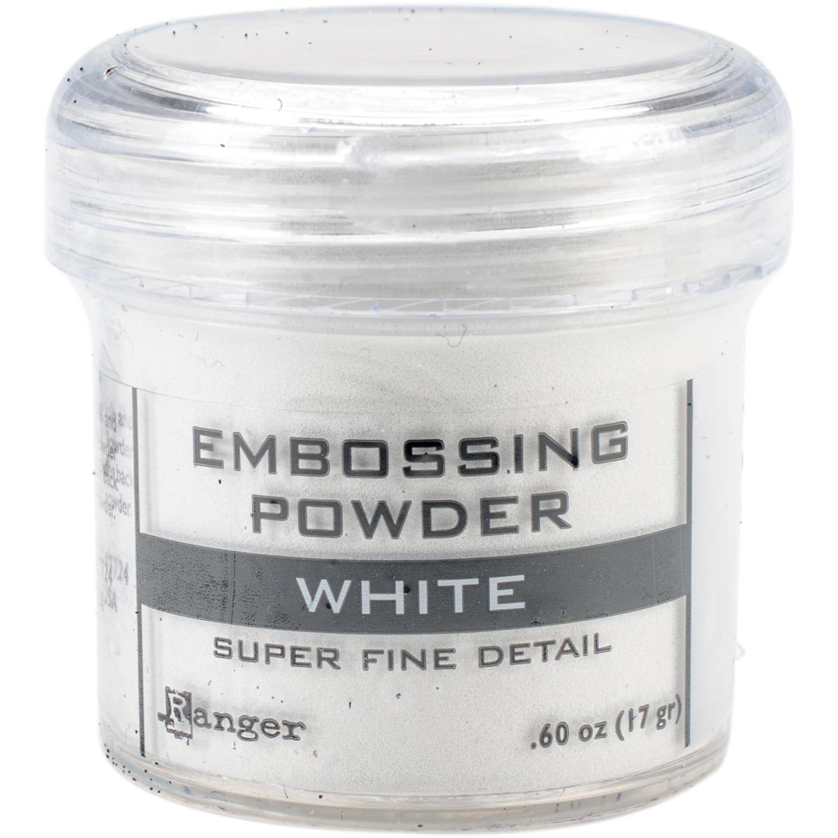 Super Fine White Embossing Powder